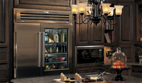 Beau Sub Zero Pro 48 Refrigerators Pricing