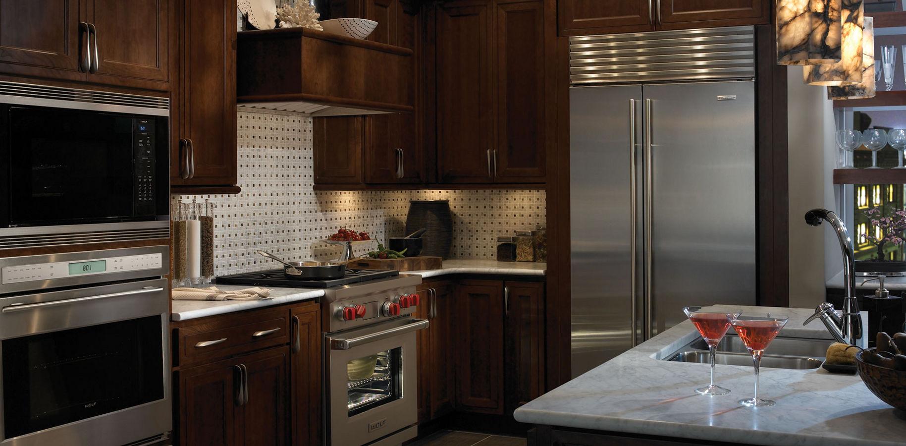 Sub Zero Bi 36s Side By Side Refrigerator Amp Freezer Price