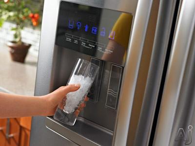 fridge-freezer-with-water-dispenser-ice